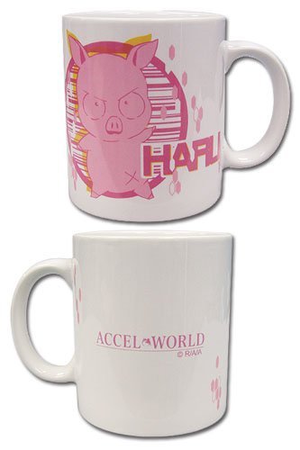 Accel World Haru 12oz Mug