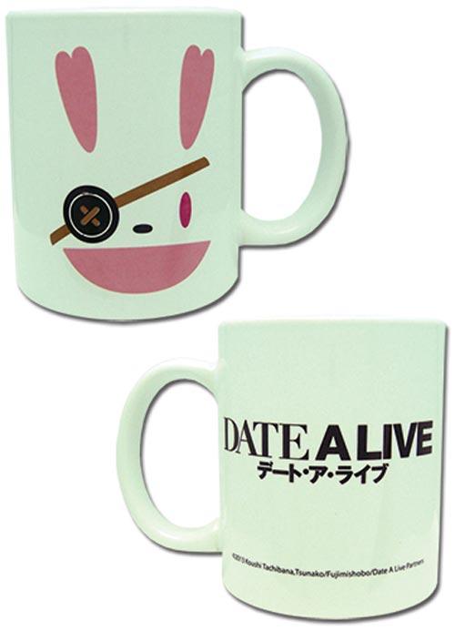 Date A Live Yoshino's Puppet 12oz Mug