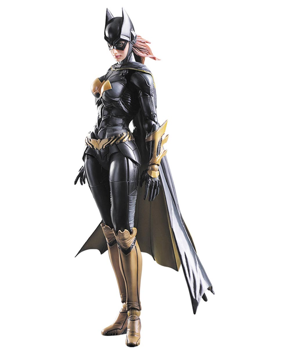 Batman Arkham Knight Play Arts Kai Batgirl Action Figure