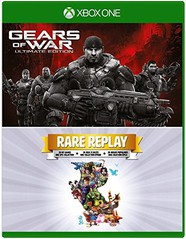 Gears of War Ultimate Edition and Rare Replay Bundle