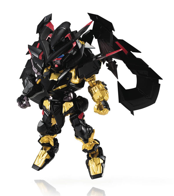 NXEdge Style Gundam Seed Astray Gold Frame Figure