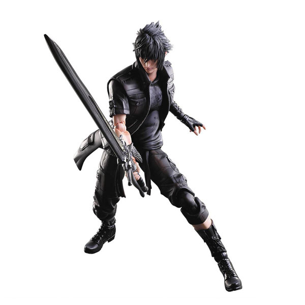 Final Fantasy XV Play Arts Kai Noctis Action Figure