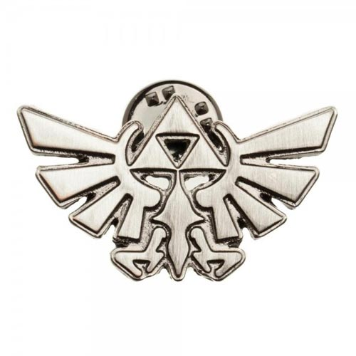 Legend of Zelda Logo Lapel Pin