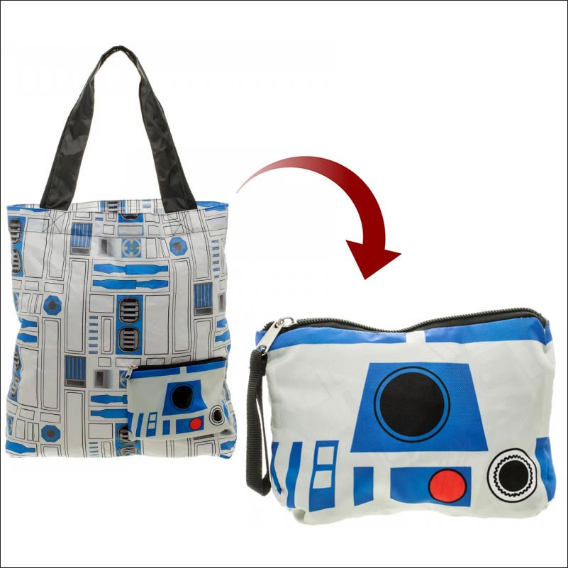 Star Wars R2D2 Packable Tote