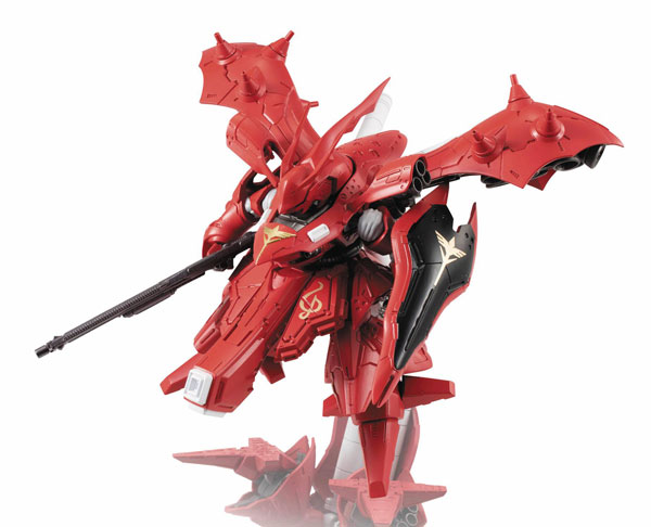 MS Gundam MSN-04II Nightingale Figure