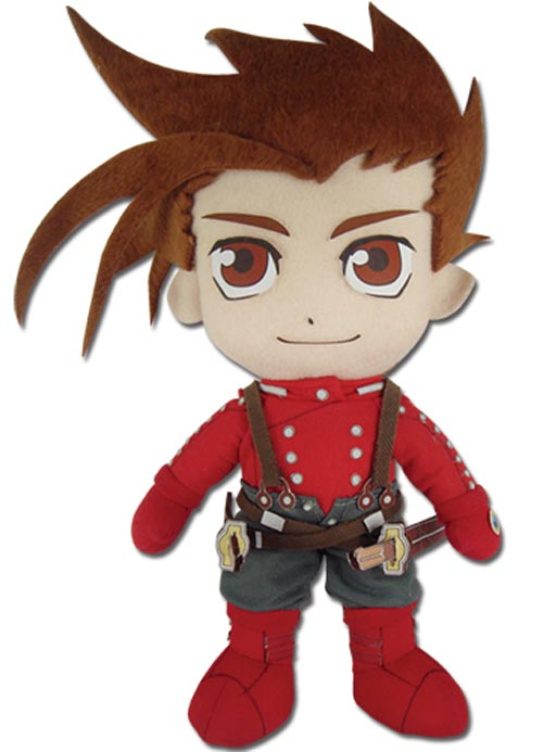 Tales of Symphonia: Lloyd 8 Inch Plush