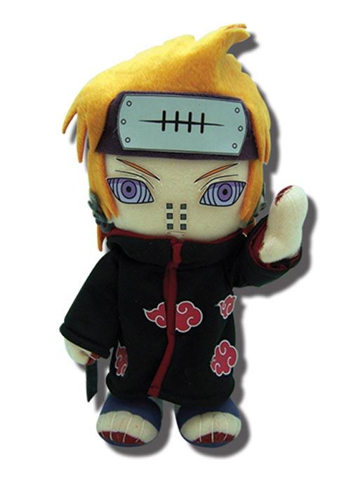 Naruto Shippuden Pain 8 Inch Plush