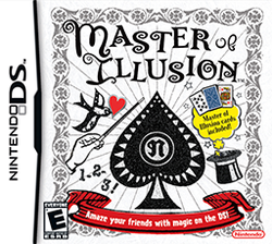 Master of Illusion Game Only
