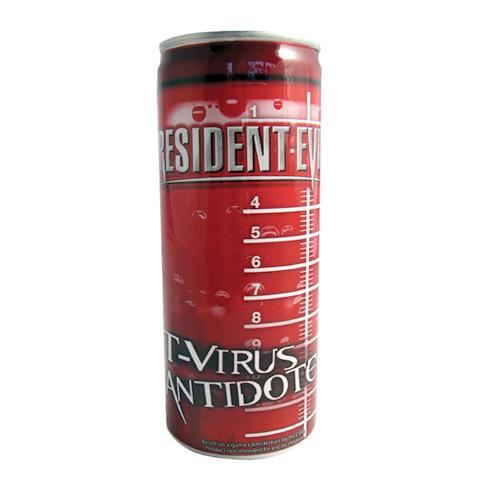 Resident Evil T-Virus Antidote Energy Drink