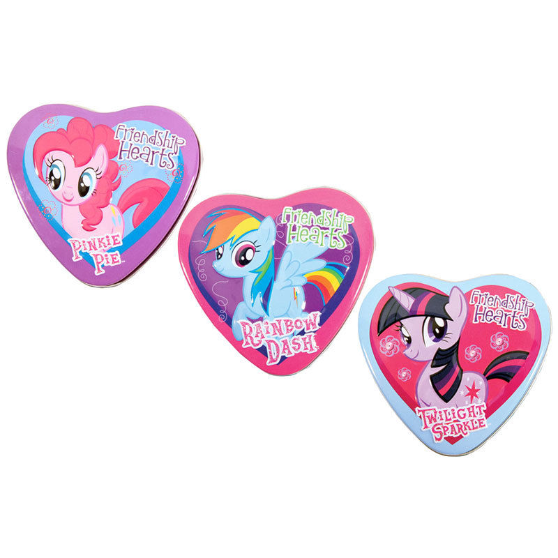 My Little Pony Friendship Hearts Candy