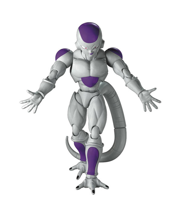 Dragon Ball Z Final Form Frieza Rise 5 Inch Model Kit