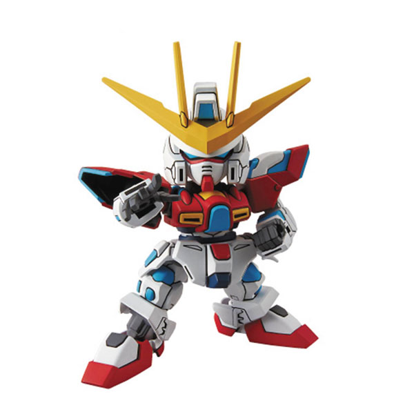 Gundam 011 Try Burning SD Standard Mini Figure