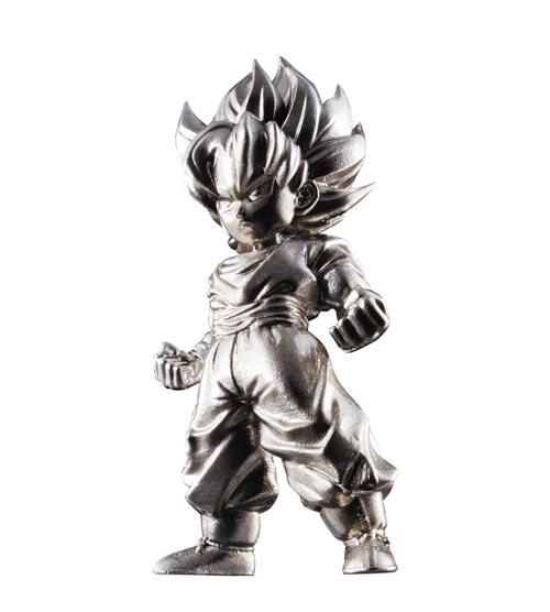 Dragon Ball Z Super Saiyan Son Goku Absolute Chogokin Mini Figure