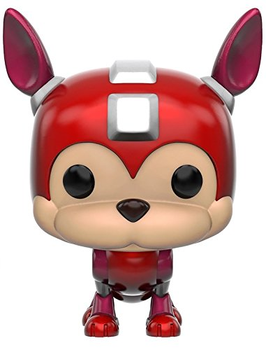 Pop Games Mega Man Rush Vinyl Figure