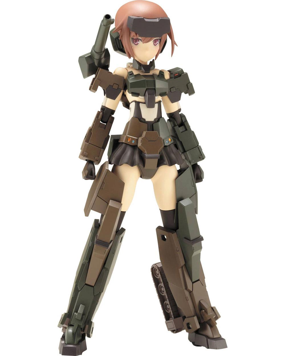 Frame Arms Gourai Type 10 Version Plastic Model Kit