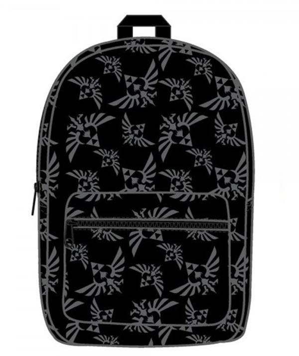 Legend of Zelda Hylian Crest Subilmated Backpack