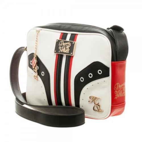 Suicide Squad Harley Quinn Sport Flight Juniors Handbag