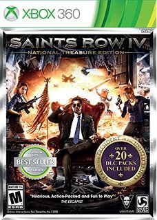 Saints Row 4 Super Dangerous Wub Wub Edition
