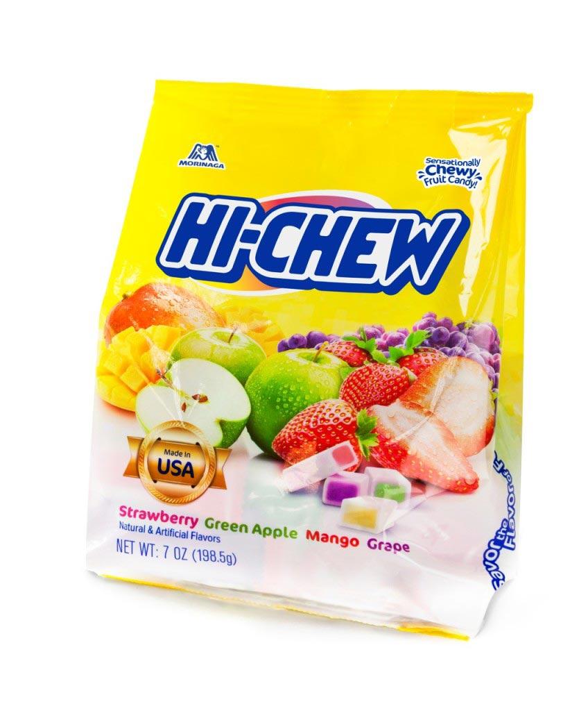 Hi-Chew Regular Mix 7oz Bag