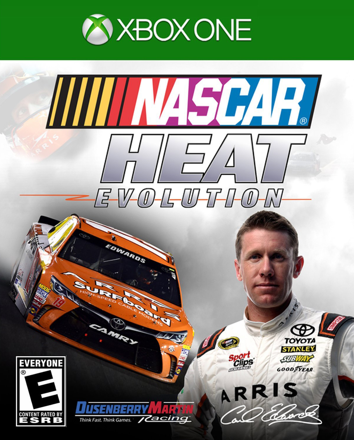 Nascar: Heat Evolution