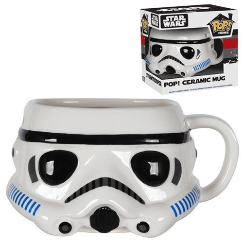 Pop Home Star Wars Stormtrooper 18oz Ceramic Mug