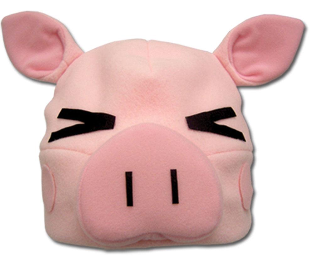 Accel World Haruyuki Avatar Pig Fleece Cap