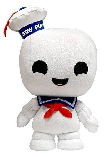Fabrikations Ghostbusters Stay Puft 6 Inch Plush