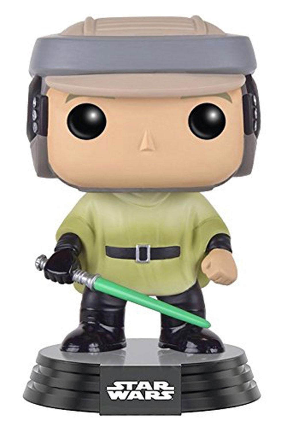 Pop Star Wars Endor Luke Skywater Vinyl Figure