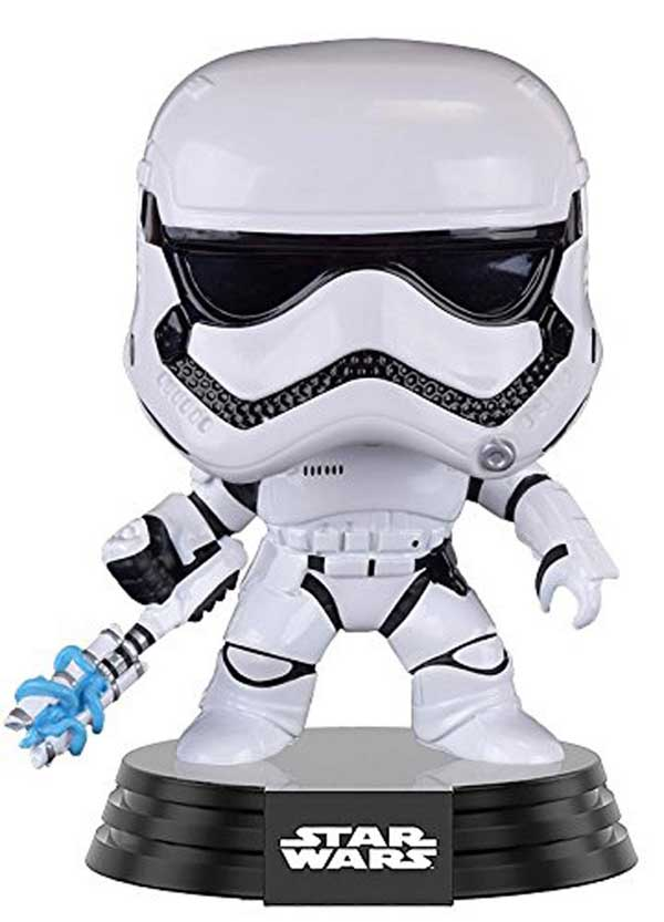 Pop Star Wars FN-2199 Trooper Vinyl Figure