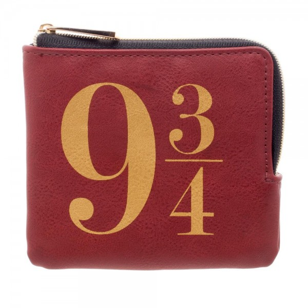 Harry Potter Platform 9 3/4 L-Zip Wallet