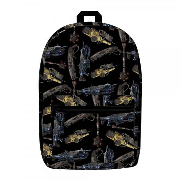 Gears Of War 4 Sublimated Backpack