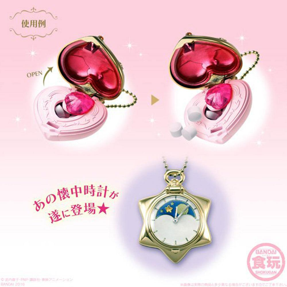 Sailor Moon Crystal Mini Compact Case