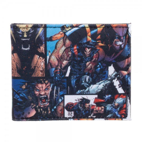 X-Men Sublimated Bi-Fold Wallet