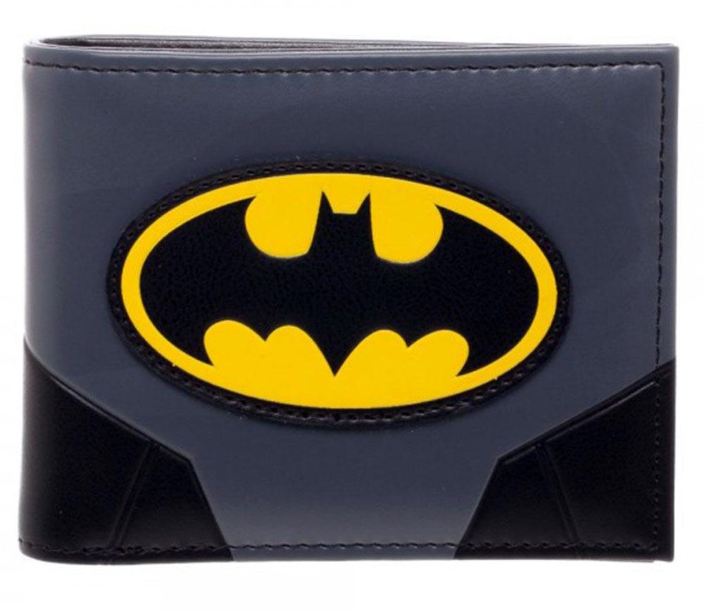 Batman Logo Bi-Fold Wallet