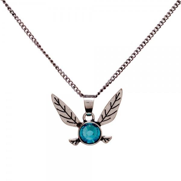 Legend of Zelda Navi Necklace
