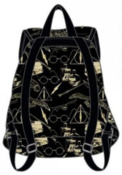 Harry Potter Icons Knapsack