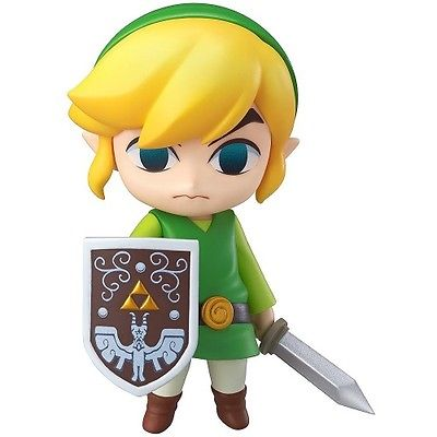 Legend of Zelda Wind Waker Link EZ Nendoroid