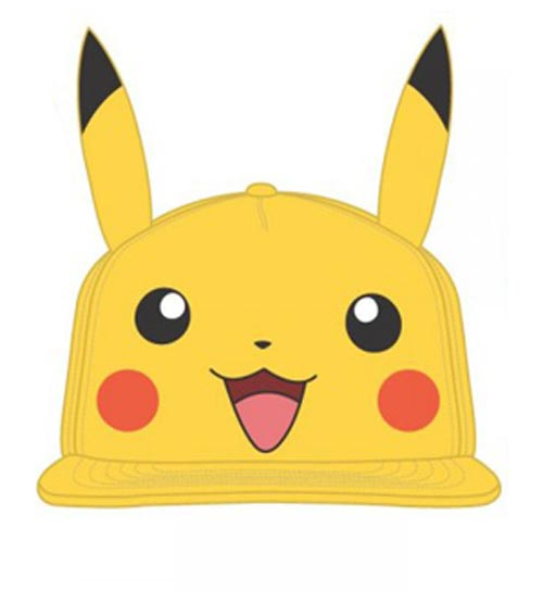 Pokemon Pikachu Youth Snapback