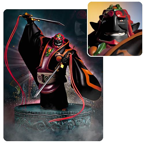 Legend of Zelda Windwaker Ganondorf 15 Inch Statue