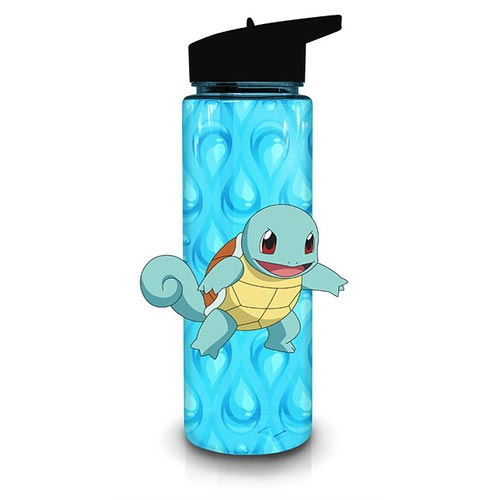 Pokemon Squirtle 16oz Water Bottle