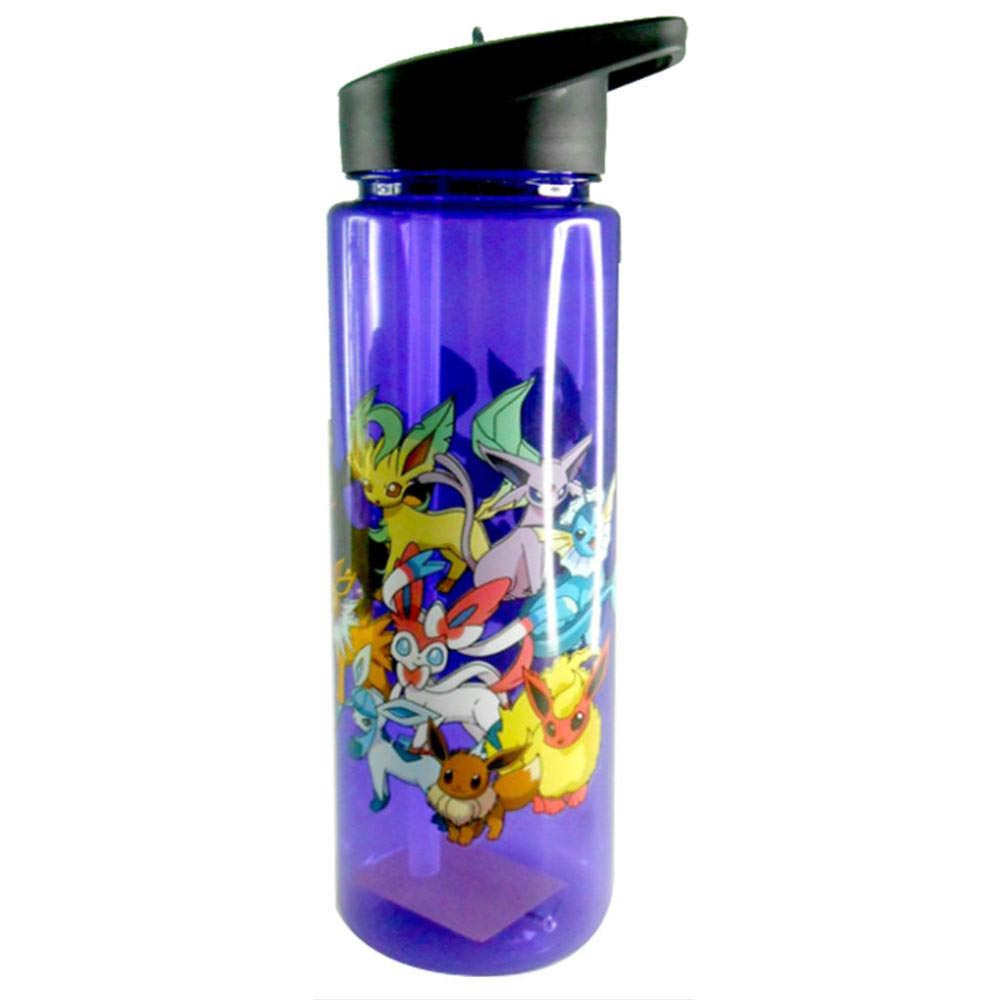 Pokemon Eevee Evolutions 16oz Water Bottle