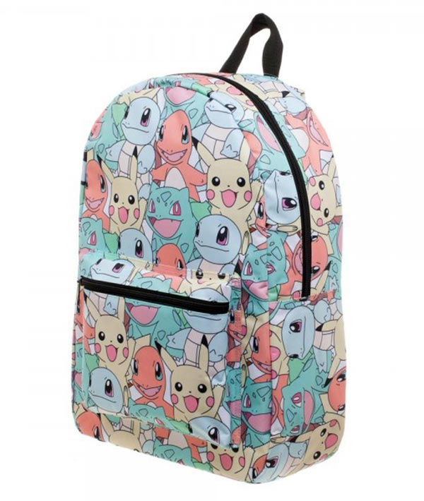 Pokemon Pastel All Over Print Backpack