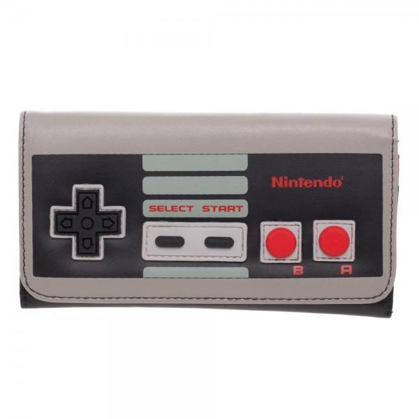 Nintendo NES Controller Flap Wallet