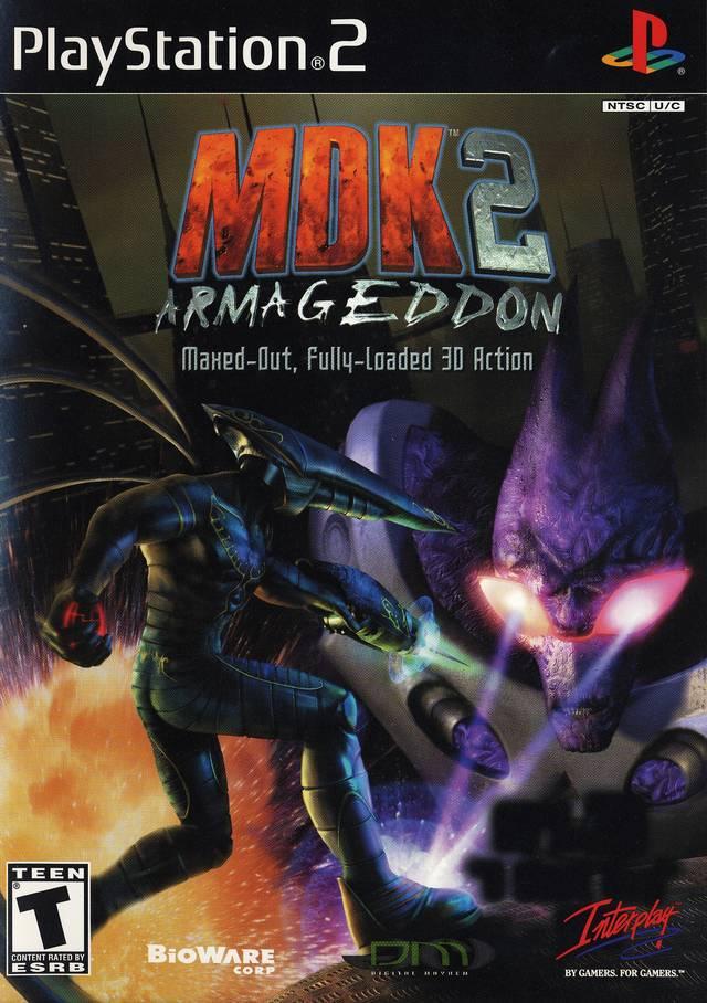 MDK 2 Armegeddon
