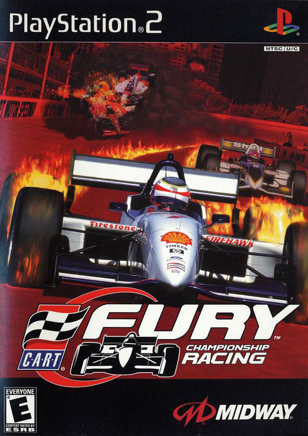 Cart Fury Championship Racing