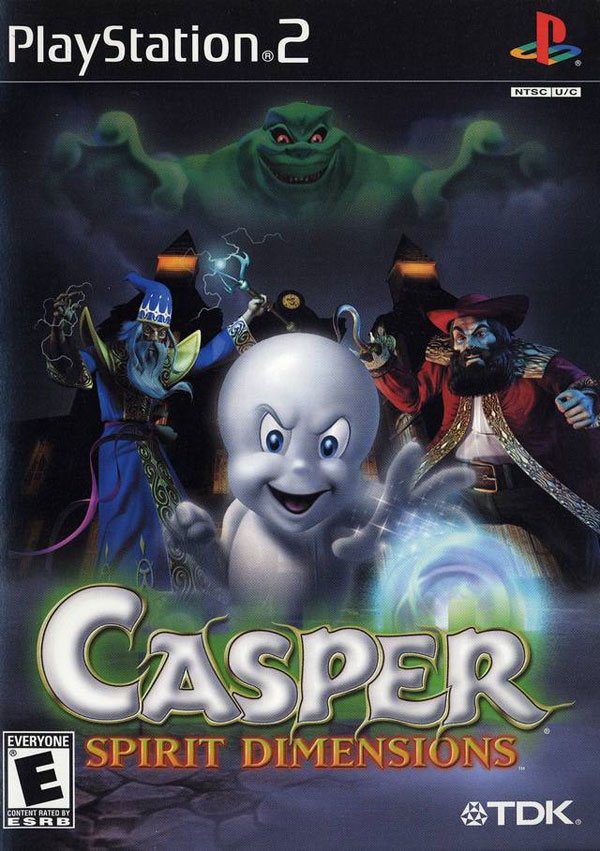 Casper: Spirit Dimension