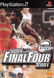 NCAA Final Four 2001