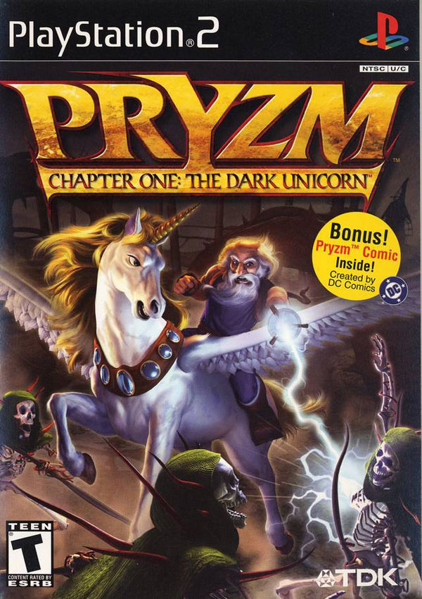 Pryzm Chapter One: Dark Unicorn