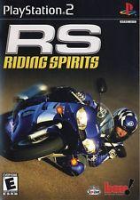 Riding Spirits