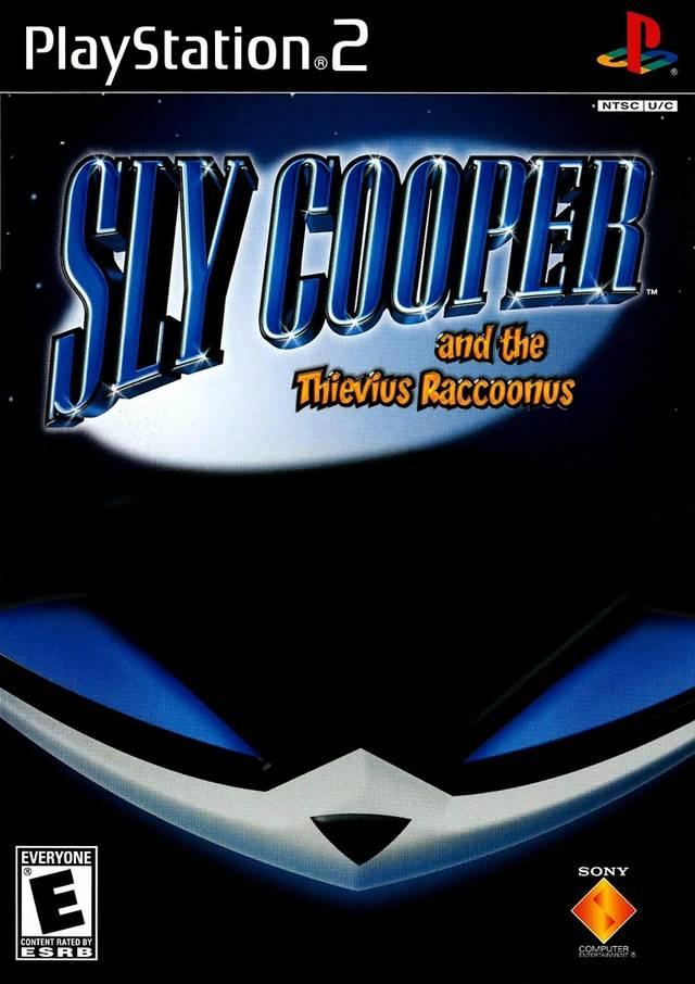 Sly Cooper & Thievious Racoonus